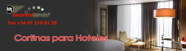 Cortinas para hoteles y portales de segunda mano for Cortinas espana